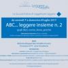 ABC... leggere insieme n. 2 - La Scuola Estiva di Leggere per Leggere