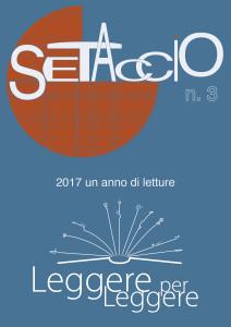SETACCCIO n. 3 copertina