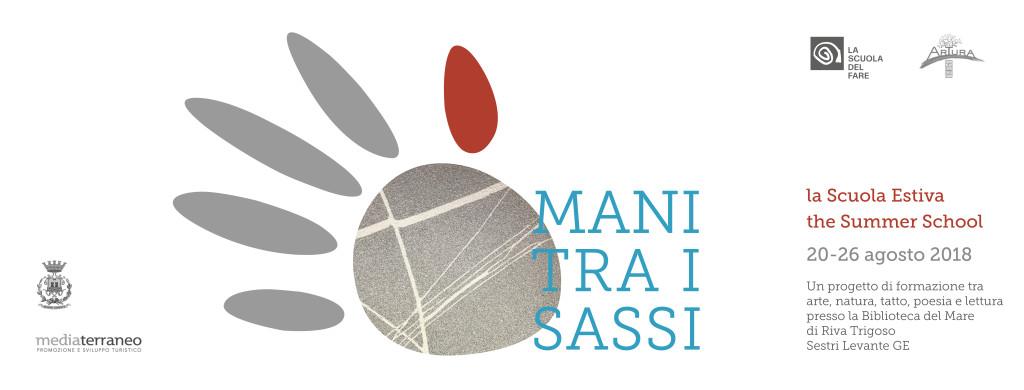 Mani tra i sassi - La Scuola Estiva @ Biblioteca del Mare | Riva Trigoso | Liguria | Italia