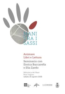 Animare Libri e Lettura. Mani, occhi, orecchie e voce tra i libri @ Biblioteca del Mare | Riva Trigoso | Liguria | Italia