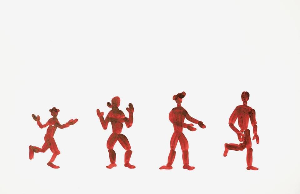 Il disegno del corpo come prima scrittura @ Centro Due Mulini
