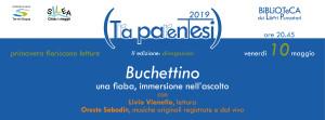 """Buchettino @ Silea (TV), Biblioteca Comunale dei """"Liberi Pensatori"""""""