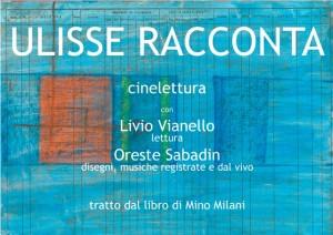Ulisse racconta. Cinelettura @ Venezia, Ca' Pesaro