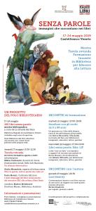 Mostra Bibliografica 100 libri Senza Parole @ Biblioteca Comunale di Castelfranco Veneto