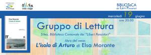 L'isola di Arturo - GdL Silea @ Silea (TV), Biblioteca Comunale