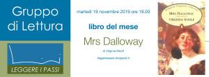 Mrs Dalloway - GdL Leggere i Passi @ Mirano (VE), Casa con l'Arco