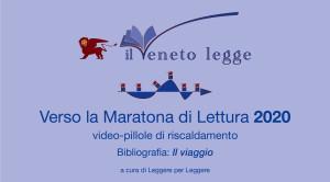 Video_Pillole dalla Bibliografia Maratona di Lettura 2020 @ Il Veneto legge 2020