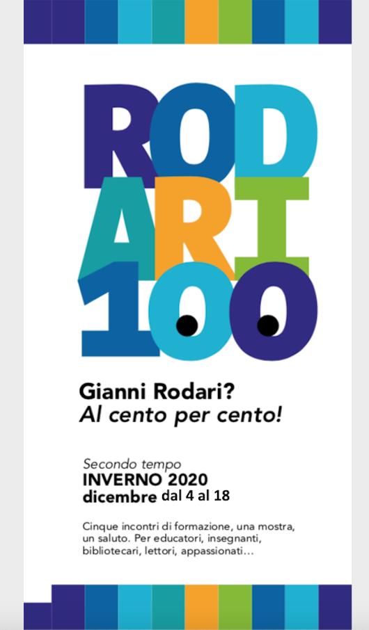 Gianni Rodari? Al cento per cento! @ Castelfranco Veneto, Biblioteca Comunale - ON LINE