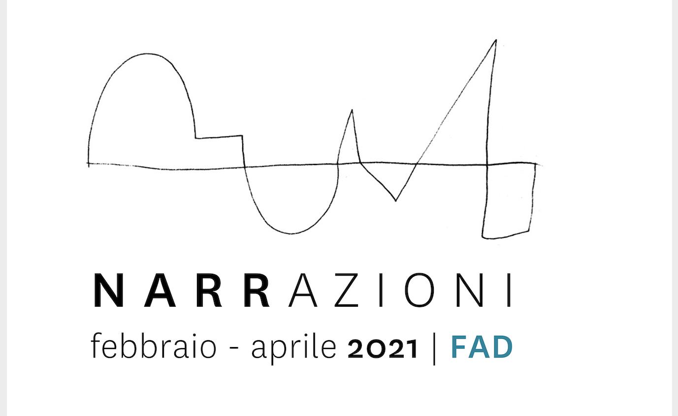 NARRazioni. Presentazione Programma FAD 2021 @ Piattaforma Zoom