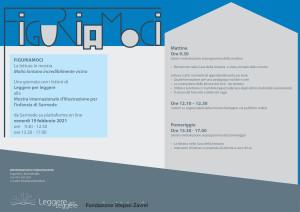 FIGURIAMOCI - una giornata di formazione e letture con LxL @ online dalla Mostra internazionale di illustrazione per l'infanzia di Sarmede