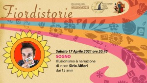 FiordiStorie di Sottocoperta - SOGNO @ Youtube diretta streaming