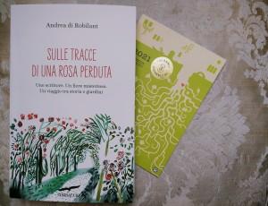 Sulle tracce della rosa moceniga @ online, pagina FB Giardini Storici Venezia, dalla Serra dei giardini